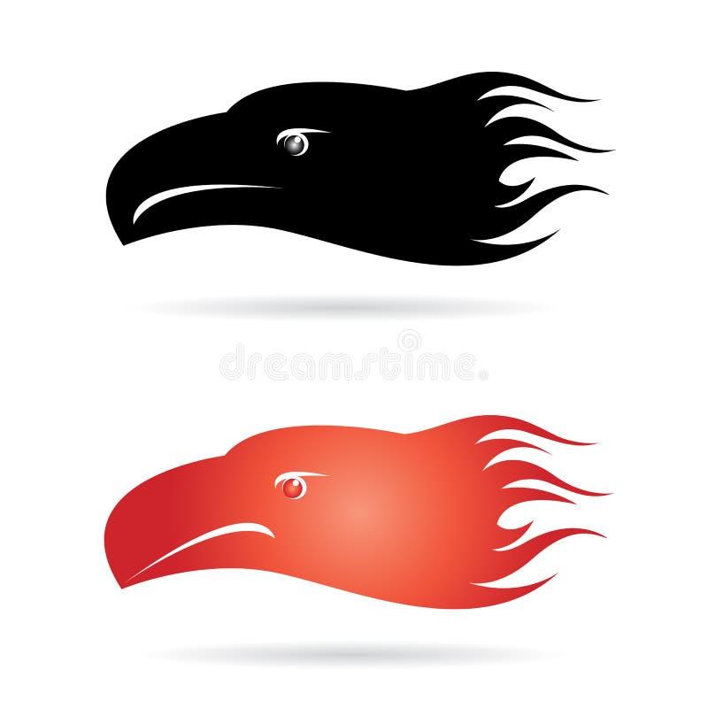 Cabeza de Eagle libre illustration
