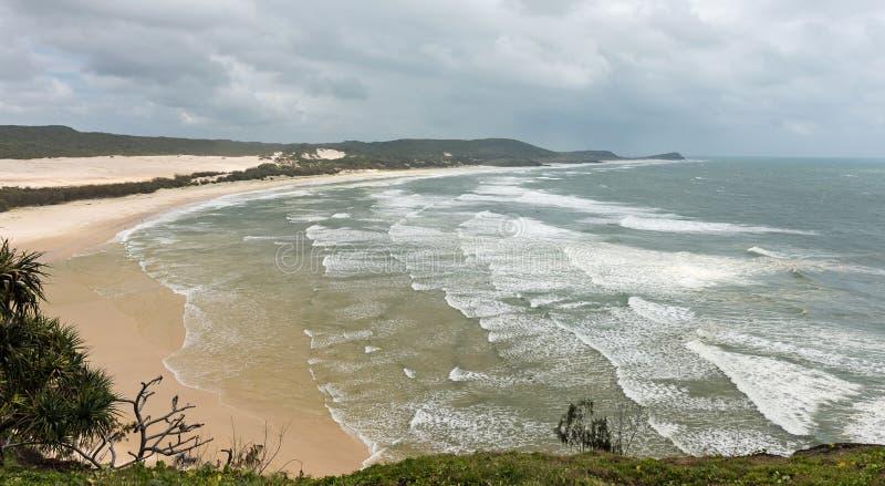 Cabeza india en Fraser Island, Queensland, Australia fotografía de archivo libre de regalías