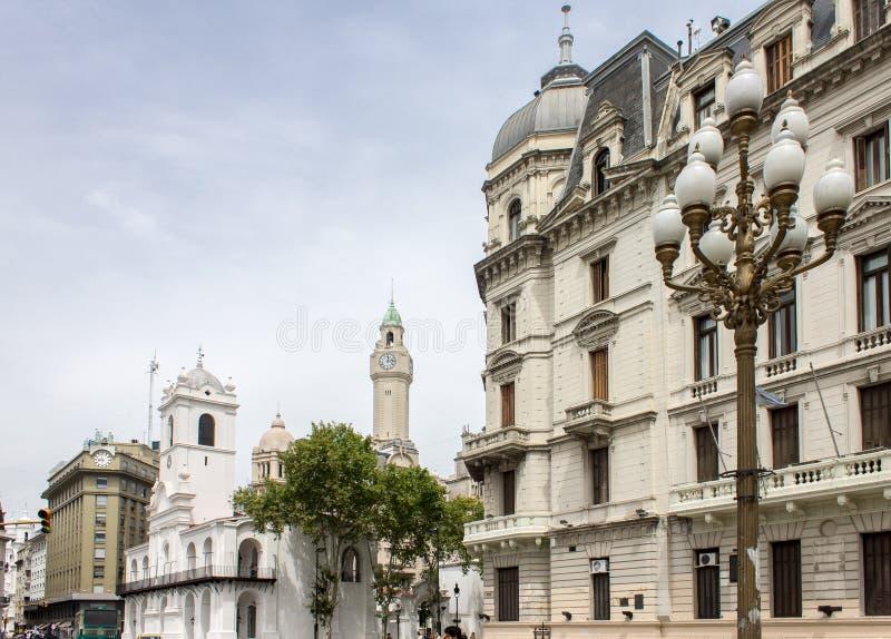 Cabildo De Buenos Aires Stock Images