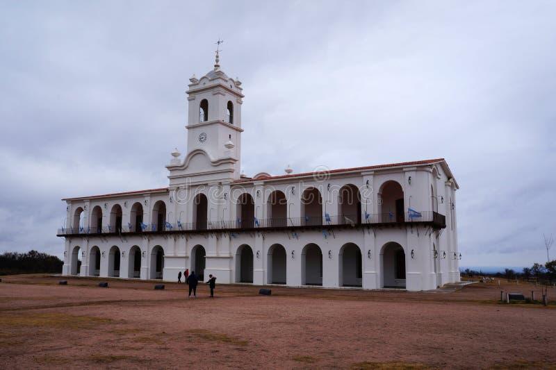 Cabildo de reproduction de Buenos Aires photo libre de droits
