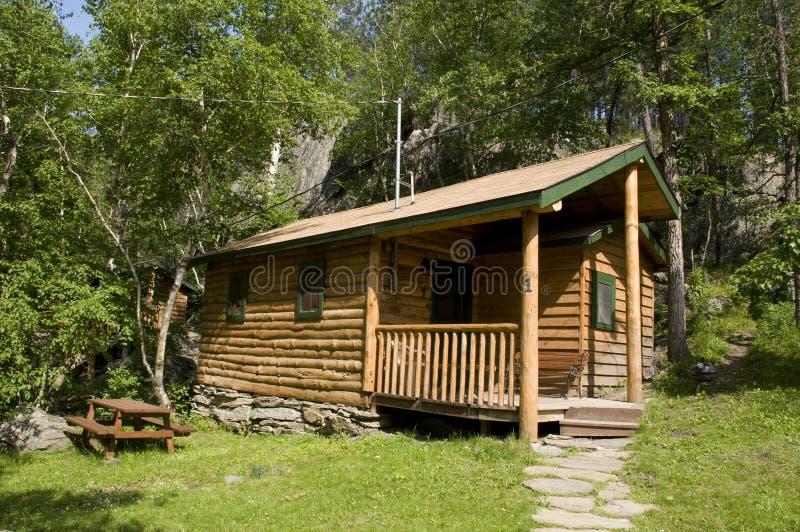 Download Cabin In Black Hills Of South Dakota Stock Photo - Image: 6091038