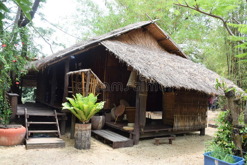 Cabin stock image