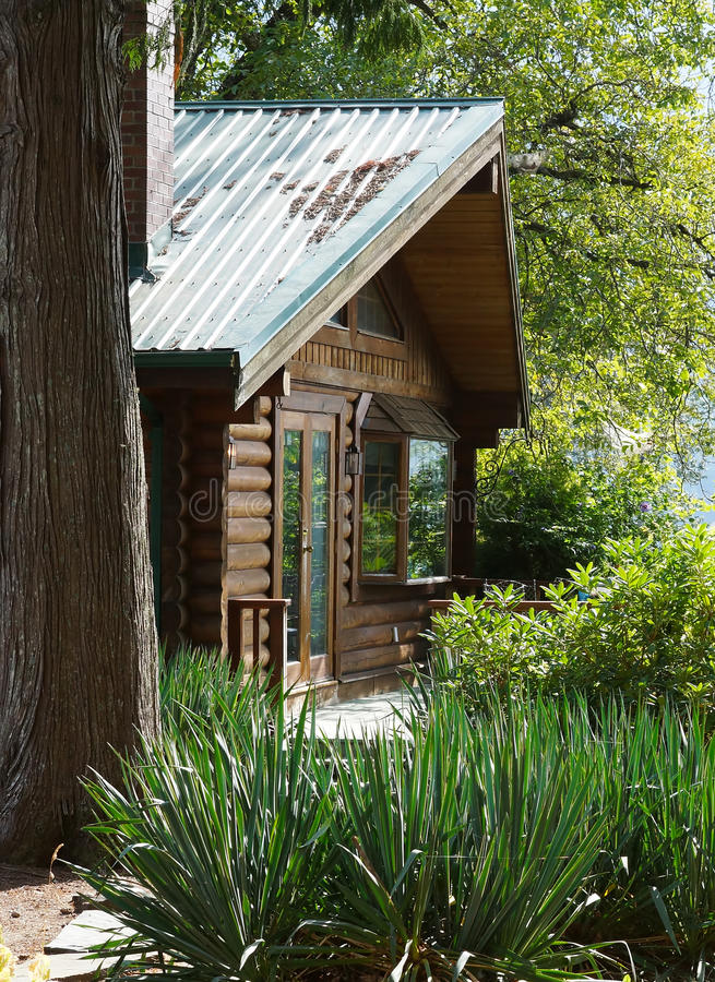 Cabin royalty free stock photography