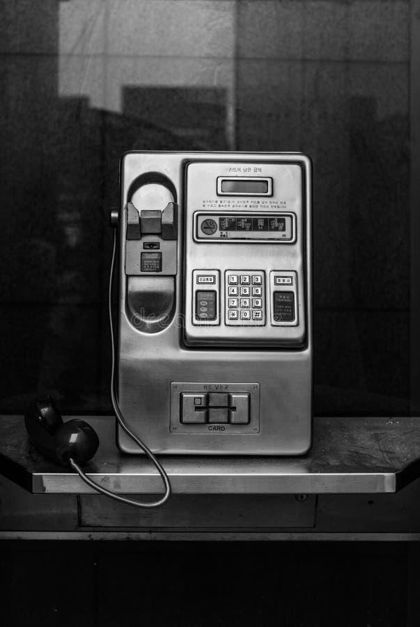 Cabina de teléfonos fotos de archivo libres de regalías