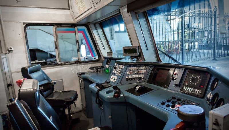 Cabina del treno immagine stock immagine di trasporto for Cabina del biscotto di marthastewart com