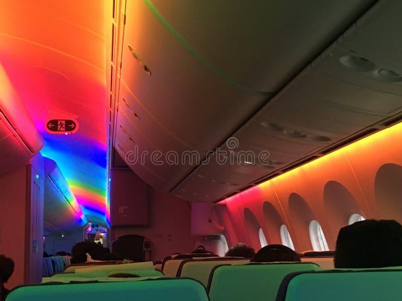 Cabina dell'arcobaleno fotografia stock libera da diritti