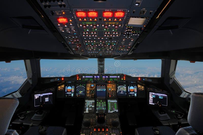 Cabina do piloto