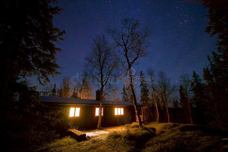 A cabine fotografia de stock royalty free