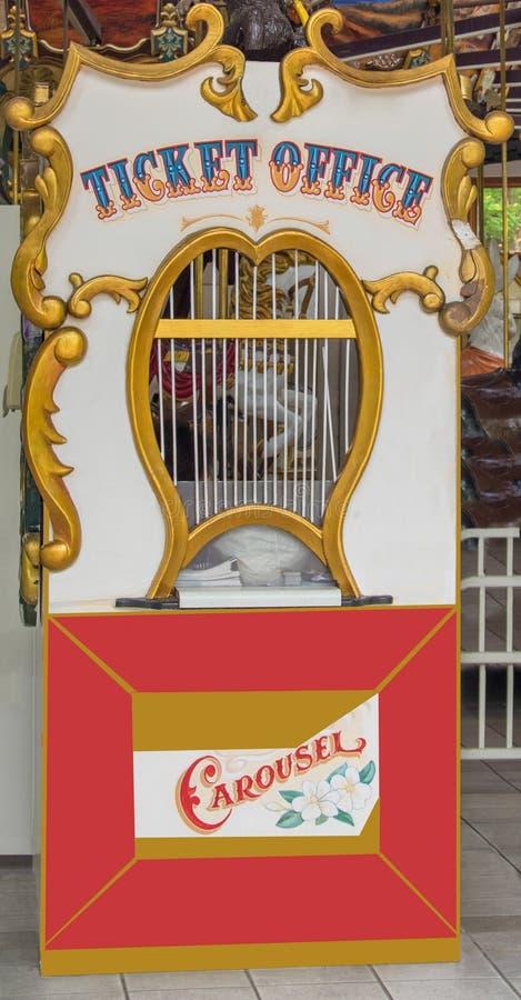 Cabine de bilhete imagens de stock royalty free