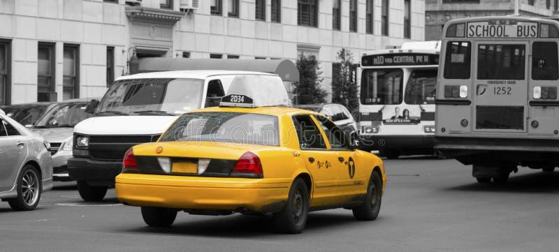 Cabine jaune images stock
