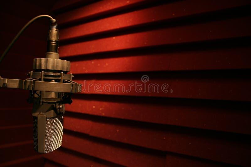 Cabine vocal