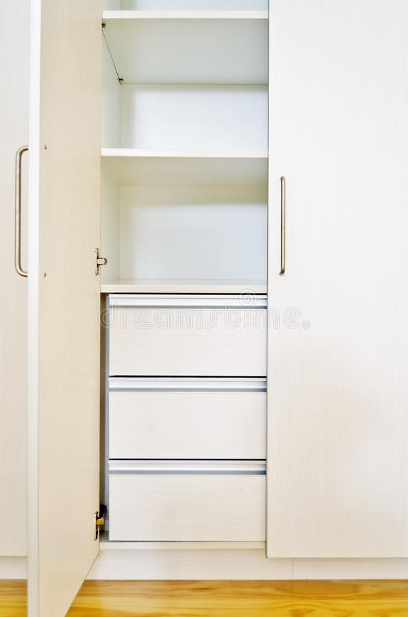 Cabinet Stock Image