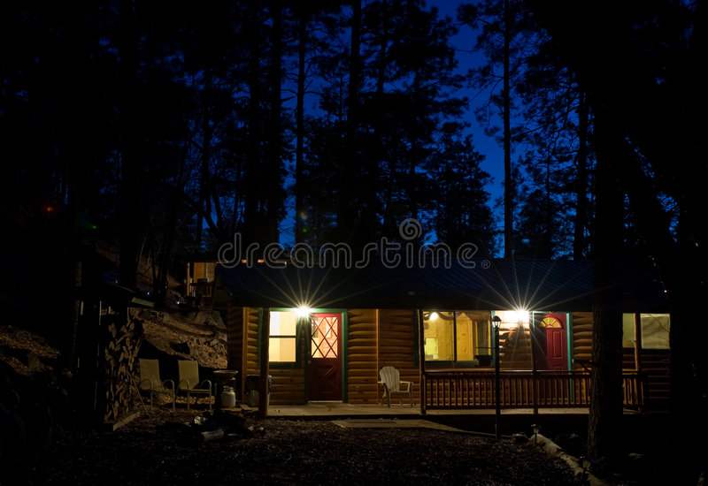 Cabins Royalty Free Stock Photos