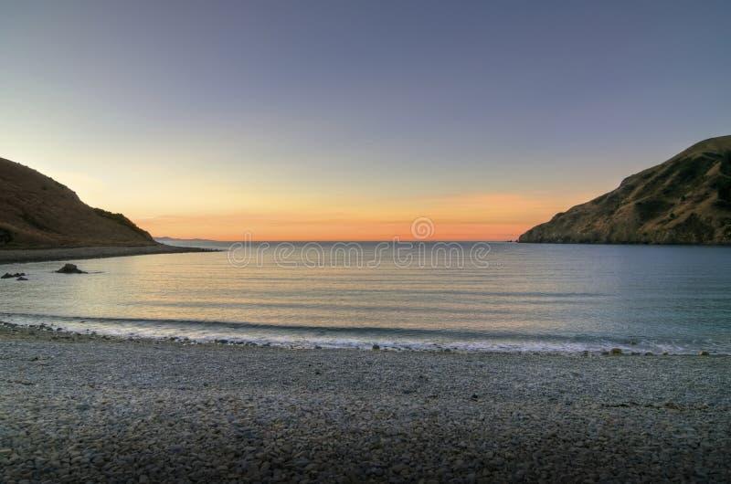 Cable Bay stock photos