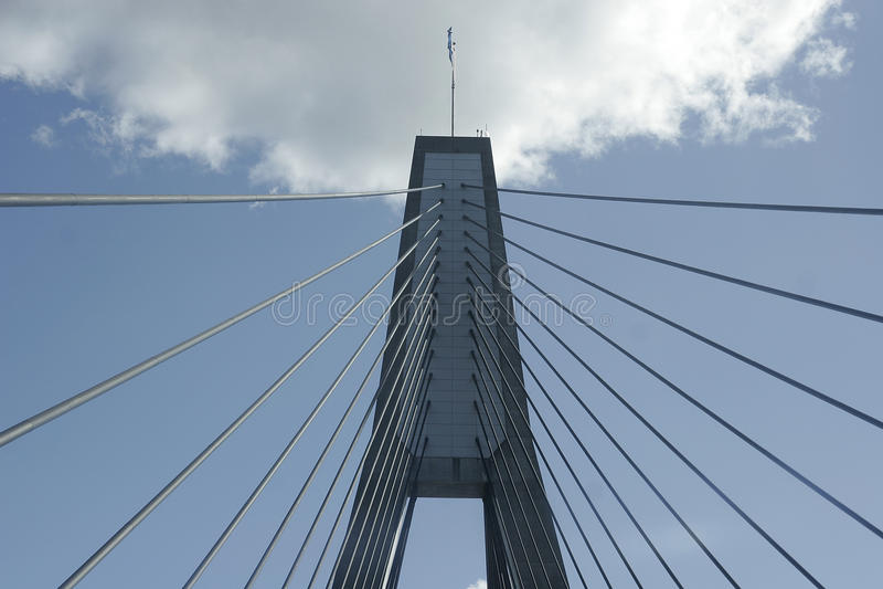 Cable Bridge Tower