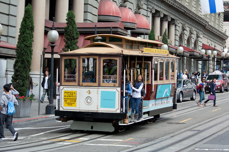 Download Cable Car editorial photo. Image of tram, travel, america - 21144801