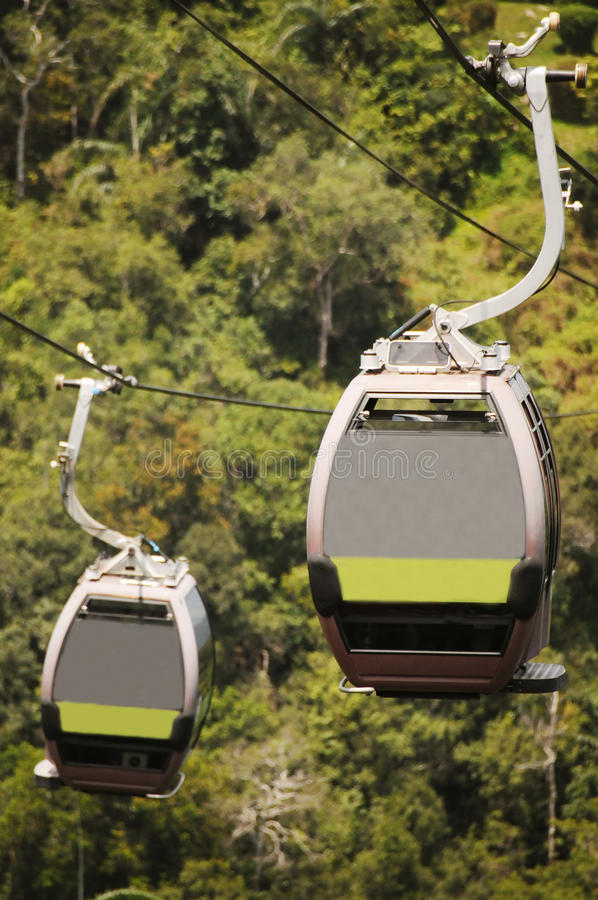 Download Cable car stock photo. Image of destination, nature, entertainment - 26418046
