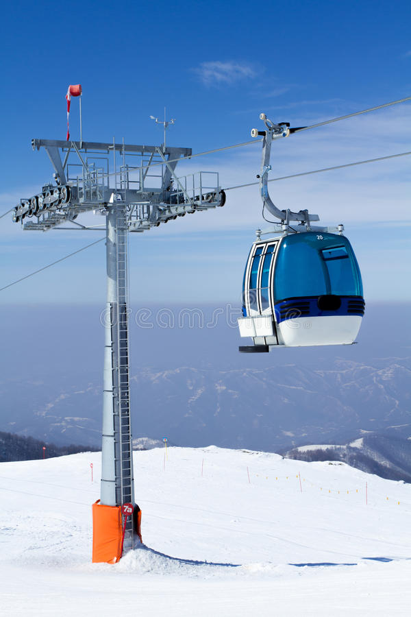 Free Cable Car Stock Photography - 27812912