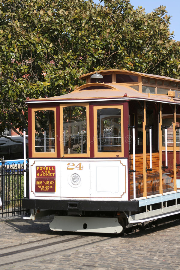 Download Cable Car stock photo. Image of steep, california, transit - 5200928