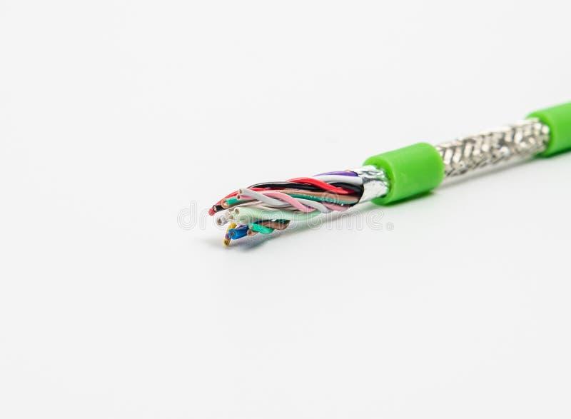 Cable flexible imagenes de archivo