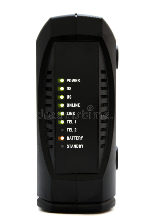Download Cable Modem stock photo. Image of modem, online, high - 1859576