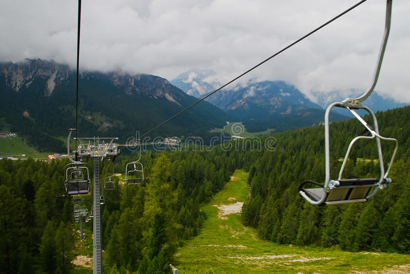 Download Cable railway stock photo. Image of cable, italy, gondola - 19451390