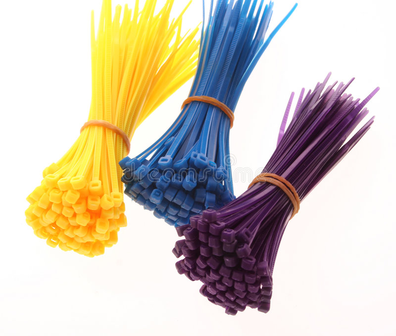 Download Cable Ties Royalty Free Stock Photo - Image: 3018295