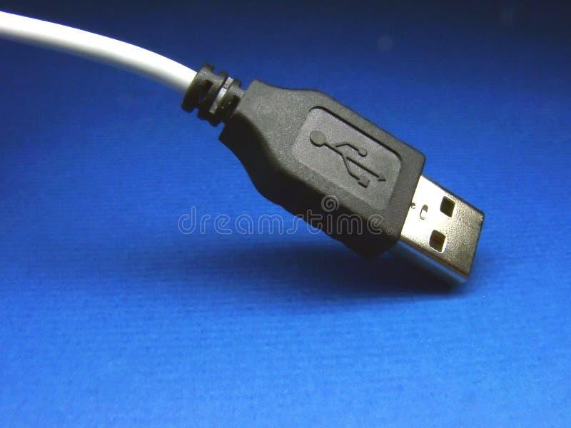 Download Cable usb zdjęcie stock. Obraz złożonej z zatrzymuje, brama - 299090