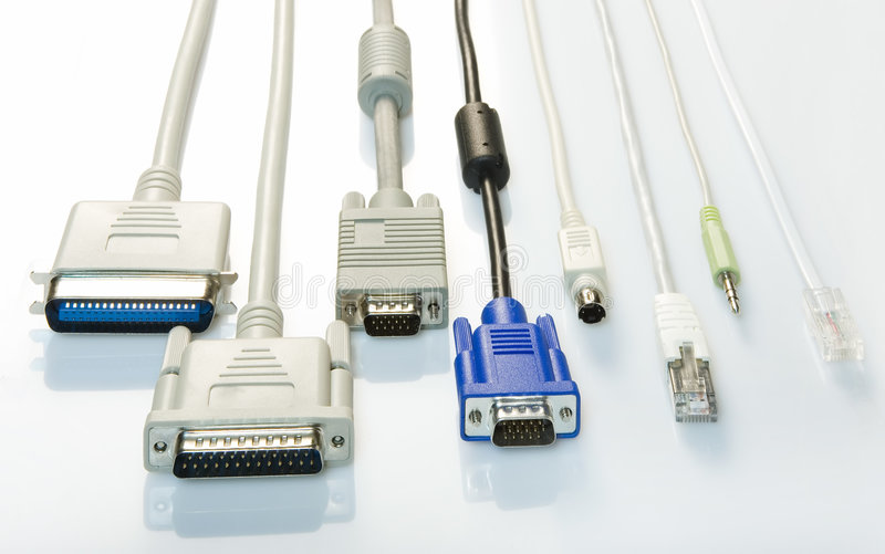 cable włącznik zdjęcia stock