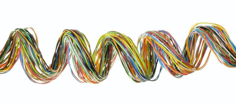 Cable20 royalty-vrije stock afbeeldingen