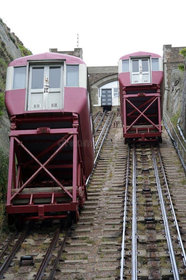 cablecar τρύγος στοκ φωτογραφία με δικαίωμα ελεύθερης χρήσης