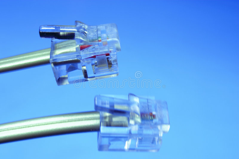Cables stock photos