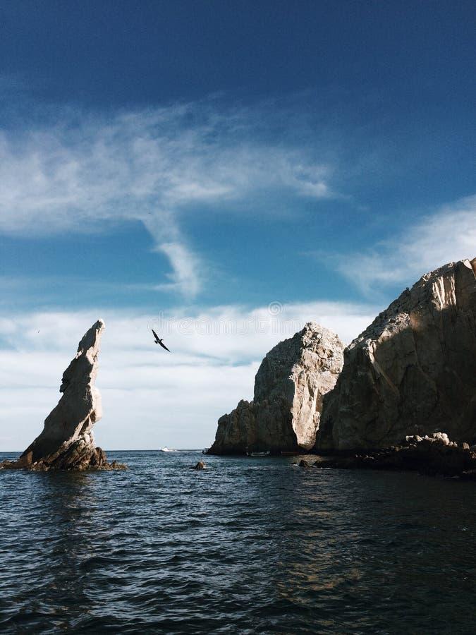 Cabo圣卢卡斯墨西哥 库存照片