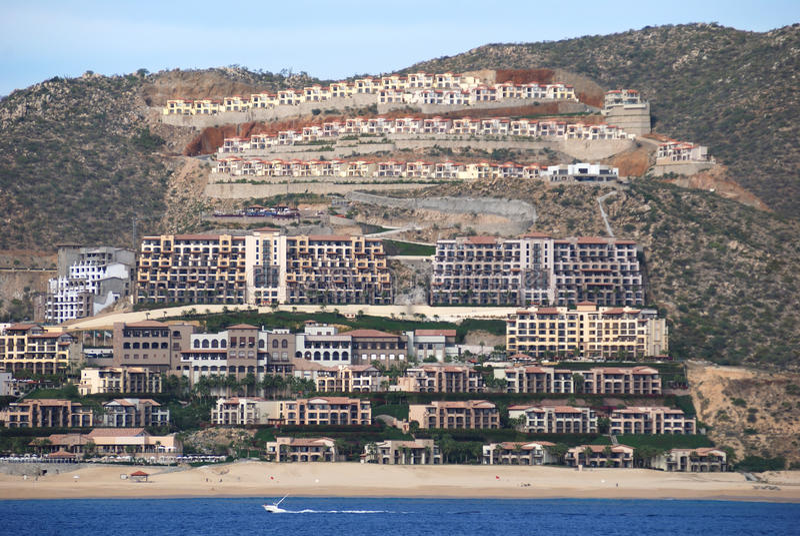 Cabo圣Lucus 免版税图库摄影