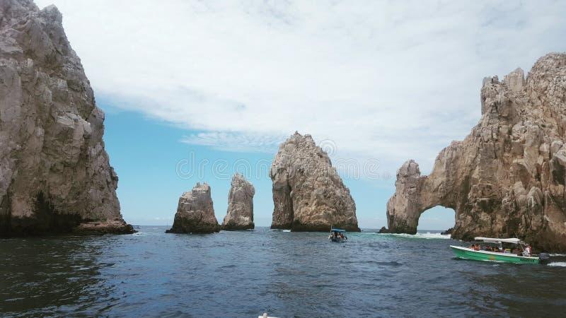 Cabo曲拱  免版税图库摄影