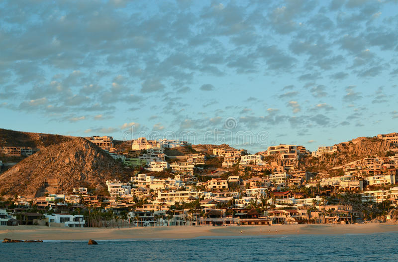 Cabo海滩 库存照片