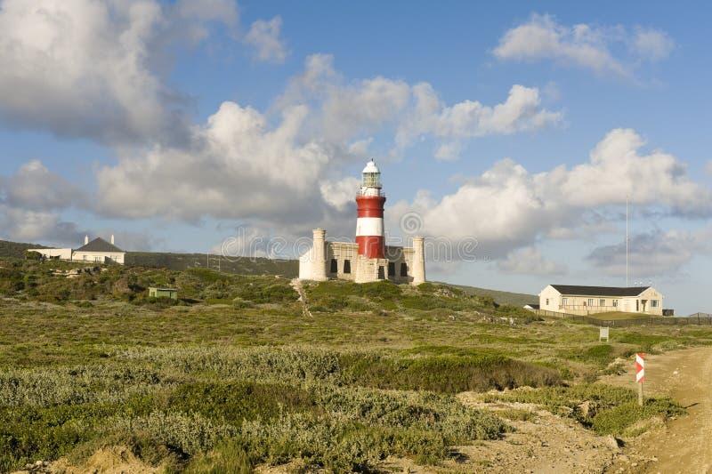 Cabo Agulhas, África do Sul fotos de stock royalty free