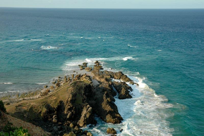 Cabo Byron foto de stock royalty free