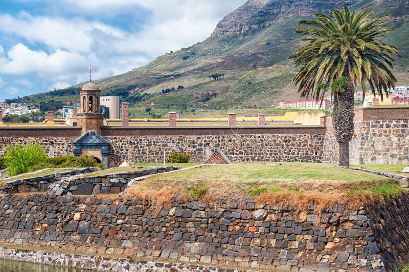 Cabo Caslte imagem de stock royalty free