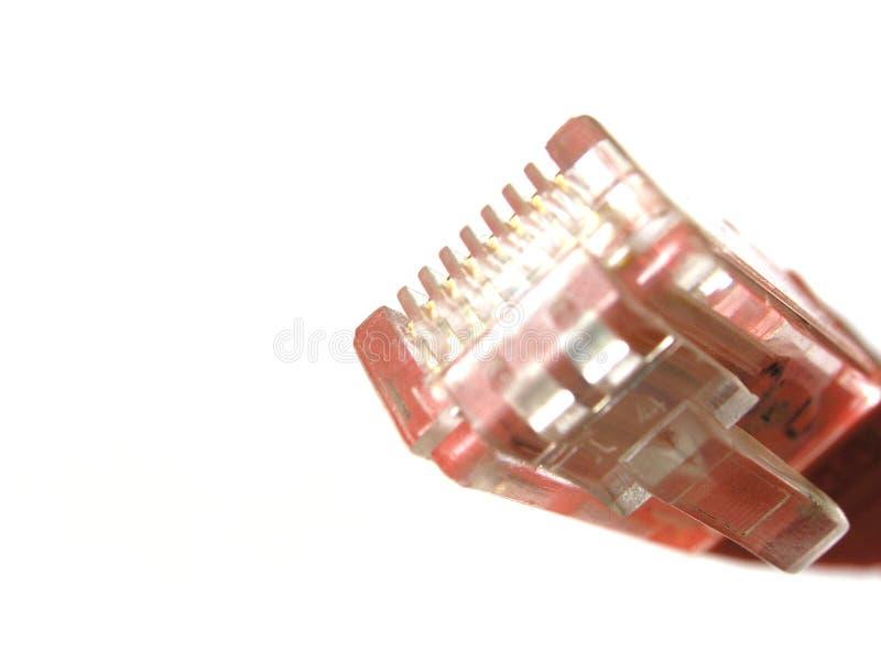 Download Cabo da rede foto de stock. Imagem de porta, fios, computar - 55032