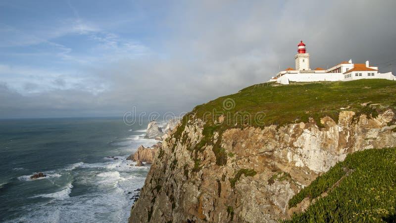 Cabo da Roca zdjęcia royalty free