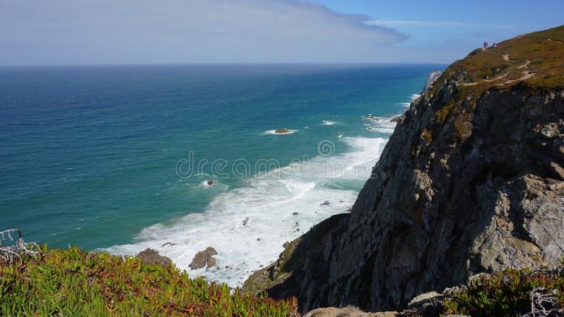 Cabo da Roca zdjęcie royalty free