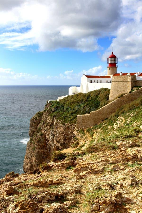 Cabo DA Roca photos libres de droits