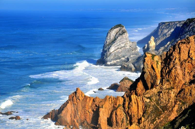 Cabo DA Roca photographie stock libre de droits
