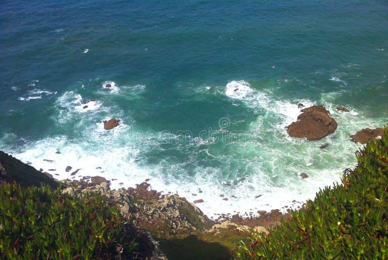 Cabo da Roca fotografia stock libera da diritti