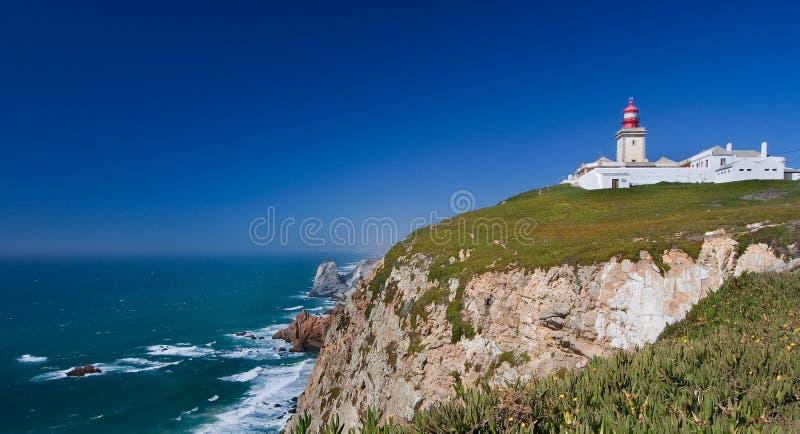 Cabo DA Roca imagenes de archivo