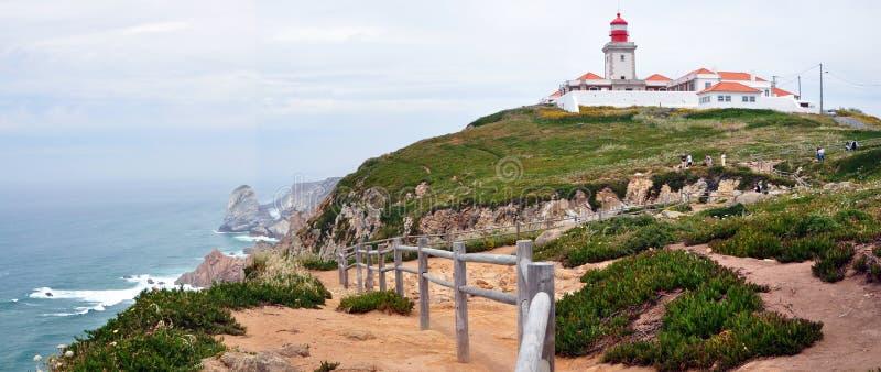 Cabo DA Roca, Portugal lizenzfreies stockfoto