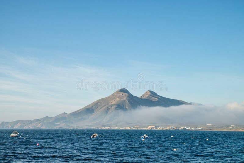 Cabo de Gata fotografie stock libere da diritti