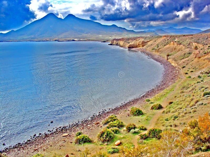 Download Cabo de Gata stock photo. Image of isletas, holiday, mystery - 6138372