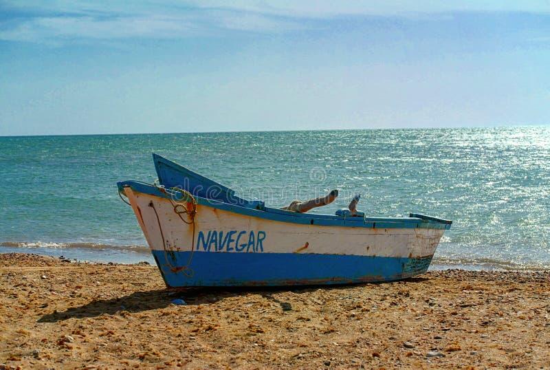 Cabo de la Vela fotografía de archivo libre de regalías